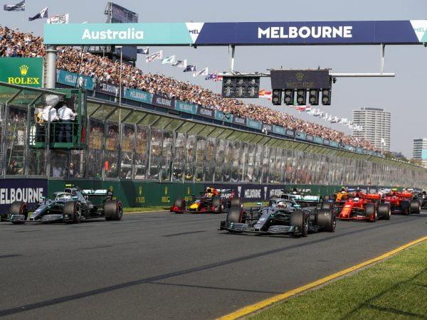 F1-seizoen 2020 op 15 maart van start