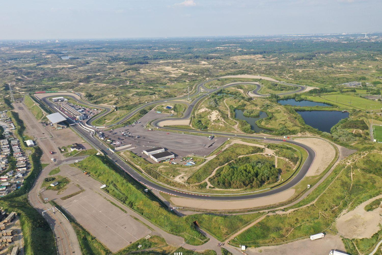 Zandvoort passeert F1's huisarchitect Tilke ten faveure van Dromo Circuit Design