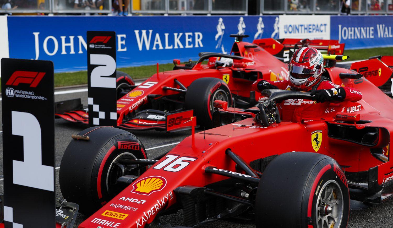 Geen nieuwe rolverdeling bij Ferrari: 'Teambelang blijft voorop staan'