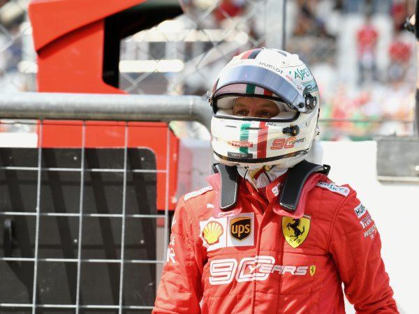 Vettel na teleurstelling op Monza: 'Ben liefde voor F1 nog niet kwijt'