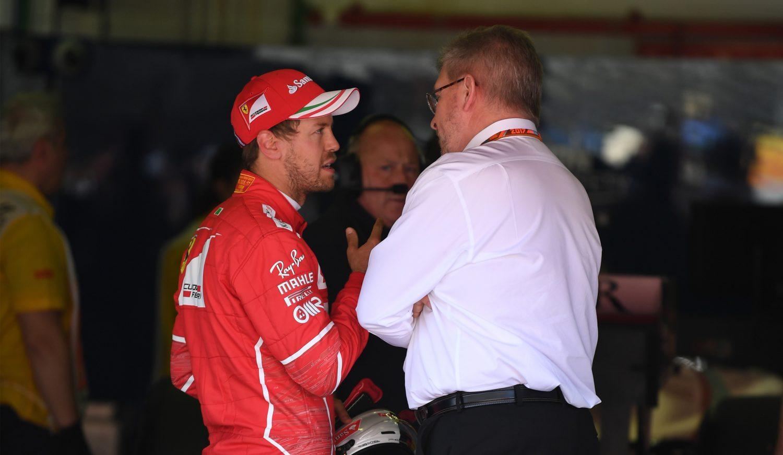 Ross Brawn: Vettel heeft hulp Ferrari nodig om zelfvertrouwen terug te vinden