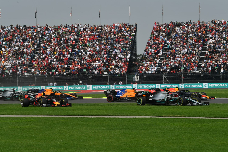 2019 Mexican GP
