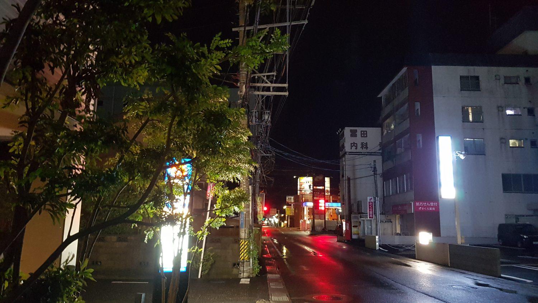 Hagibis lijkt nog genadig voor Suzuka en omgeving