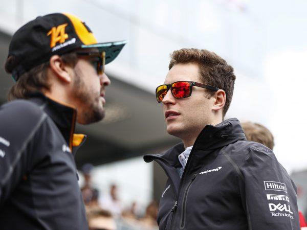 Vandoorne: 'Alonso kreeg altijd alles wat hij wilde bij McLaren'