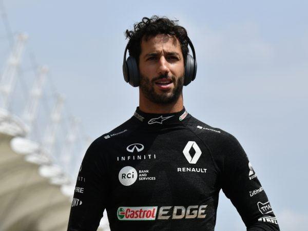 Ricciardo: 'Trofeeën moeten iconisch zijn, niet iets simpels van een sponsor'