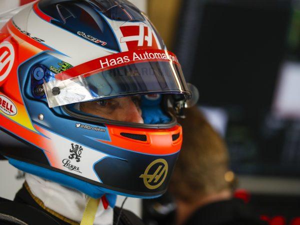 Grosjean over crash met Bottas: 'Al het werk van vrijdag meteen in de prullenbak'