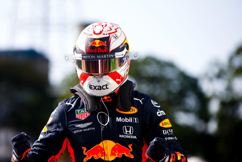 Verstappen snelt in Brazilië naar sensationele tweede poleposition