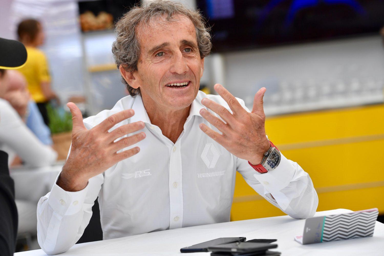 Prost: 'Verstappen en Leclerc grootste gevaar voor Hamilton'
