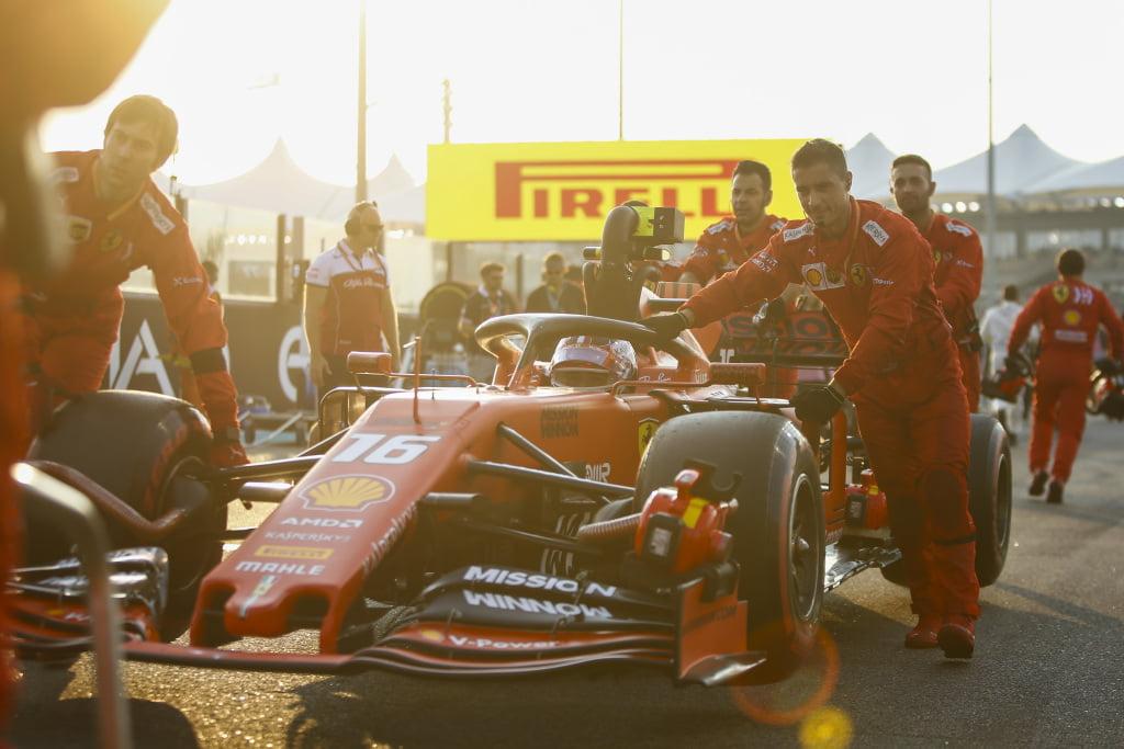 42 GP's Charles Leclerc
