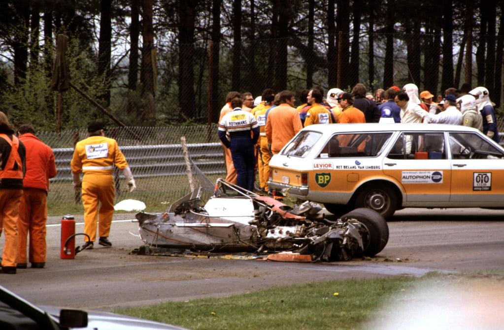 Gilles Villeneuve reed uiteindelijk 67 races.