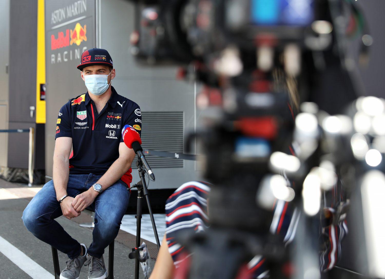 Verstappen over kansen Red Bull in Oostenrijk: 'We staan er goed voor'