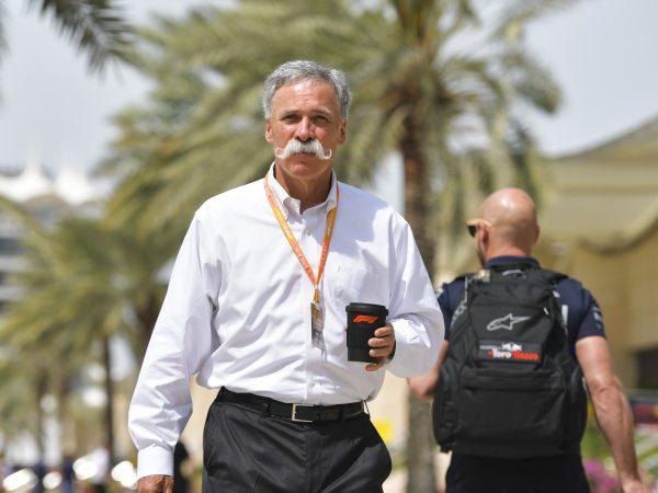 Carey reageert op dreiging coronavirus: 'Bahrein en Vietnam gaan gewoon door'