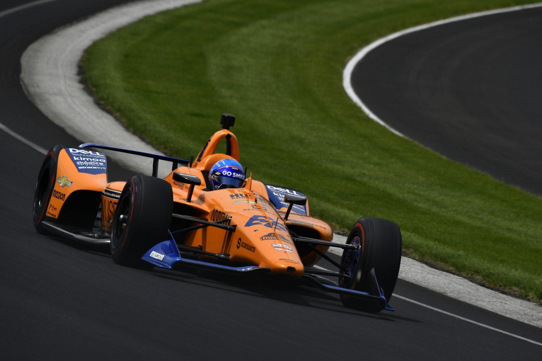 Alonso stapt bij Arrow McLaren in voor de Indy 500