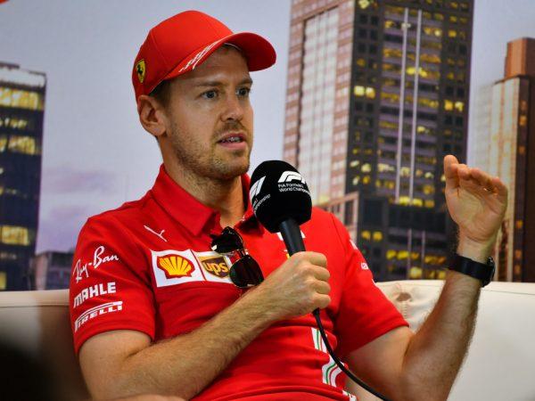 Geld geen bepalende factor in Vettels contractbesprekingen: 'Geluk is het voornaamste'