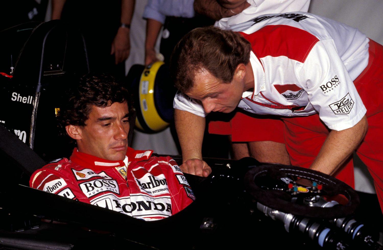 Senna: Toen de zon van de hemel viel