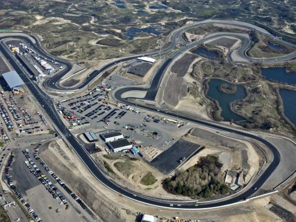 Circuit Zandvoort krijgt nieuwe naam