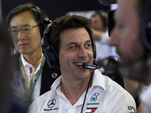 Wolff over zijn toekomst, Mercedes, Hamilton en Vettel: 'Hebben gelachen om de geruchten'