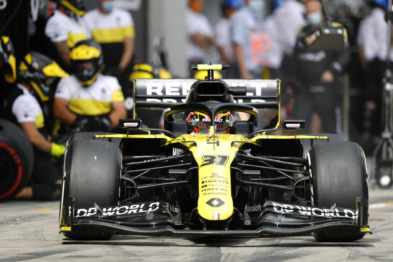 Abiteboul: 'Geen motorupdates voor Renault in 2020'