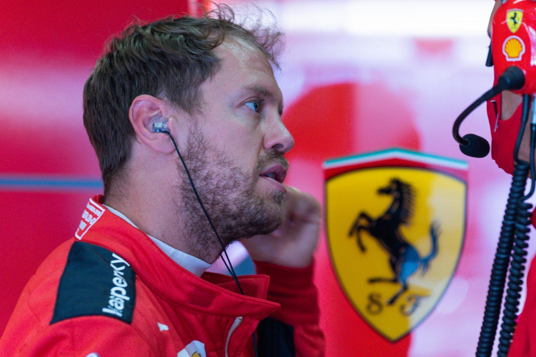 Vettel zou Red Bull-zitje niet afwijzen: 'Ik ben hier om te winnen'