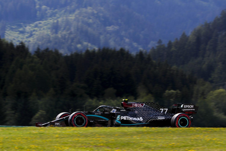 Bottas denkt dat Mercedes progressie heeft geboekt met betrouwbaarheid