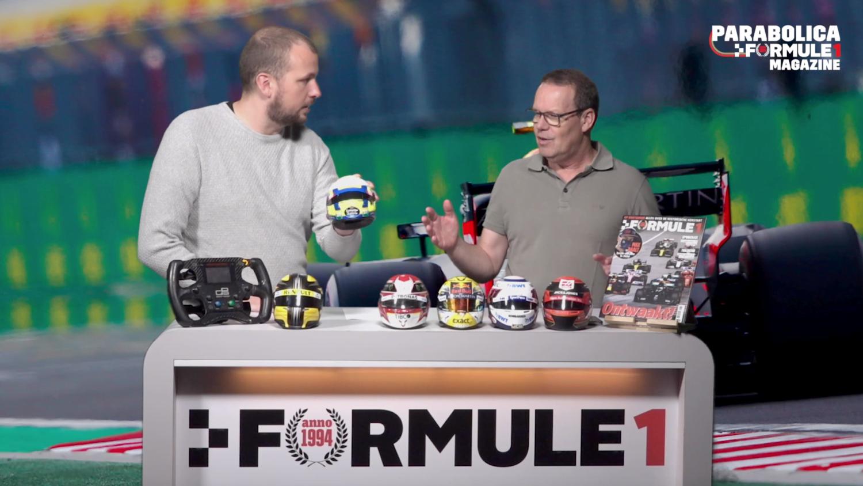 Parabolica – de nieuwe video show van Formule1.nl