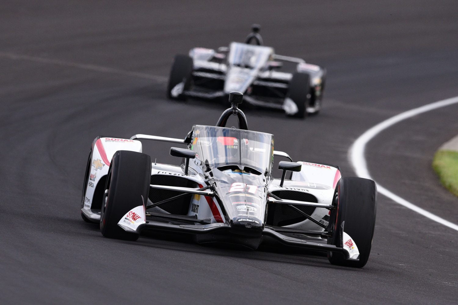 Preview Indy 500: Doornbos over VeeKay's vierde startplek, kansen, crashen en Alonso