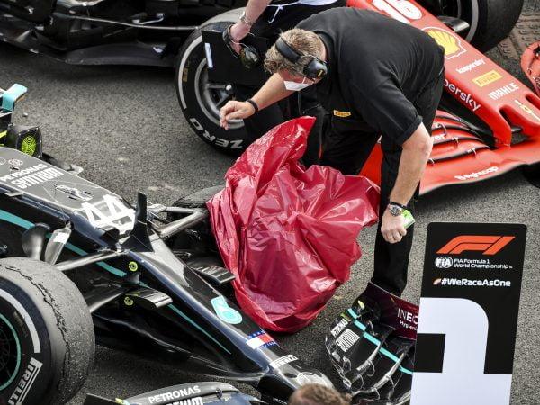 Pirelli: 'Eénstopper is zondag nagenoeg onmogelijk, maar we kunnen niemand tegenhouden'