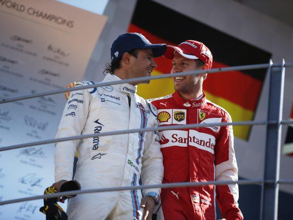 Massa: 'Vettels resultaten dit jaar laten Ferrari's gelijk misschien wel zien'
