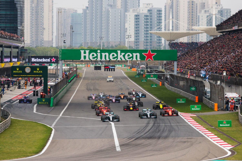 'Uitstel dreigt voor Grand Prix van China: promotor wil race later in het jaar'