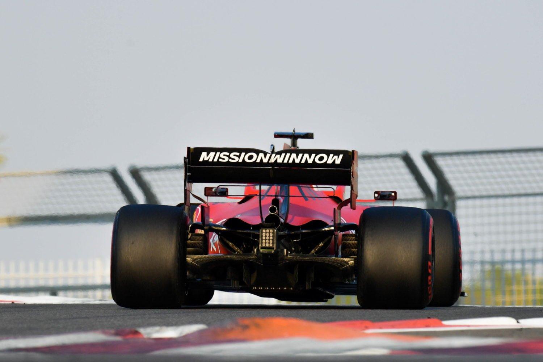 In opspraak geraakte Ferrari-sponsor, Mission Winnow, keert mogelijk terug in 2021