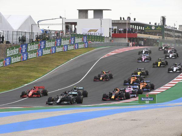 Kalender compleet: Formule 1 voor derde Grand Prix naar Portimão